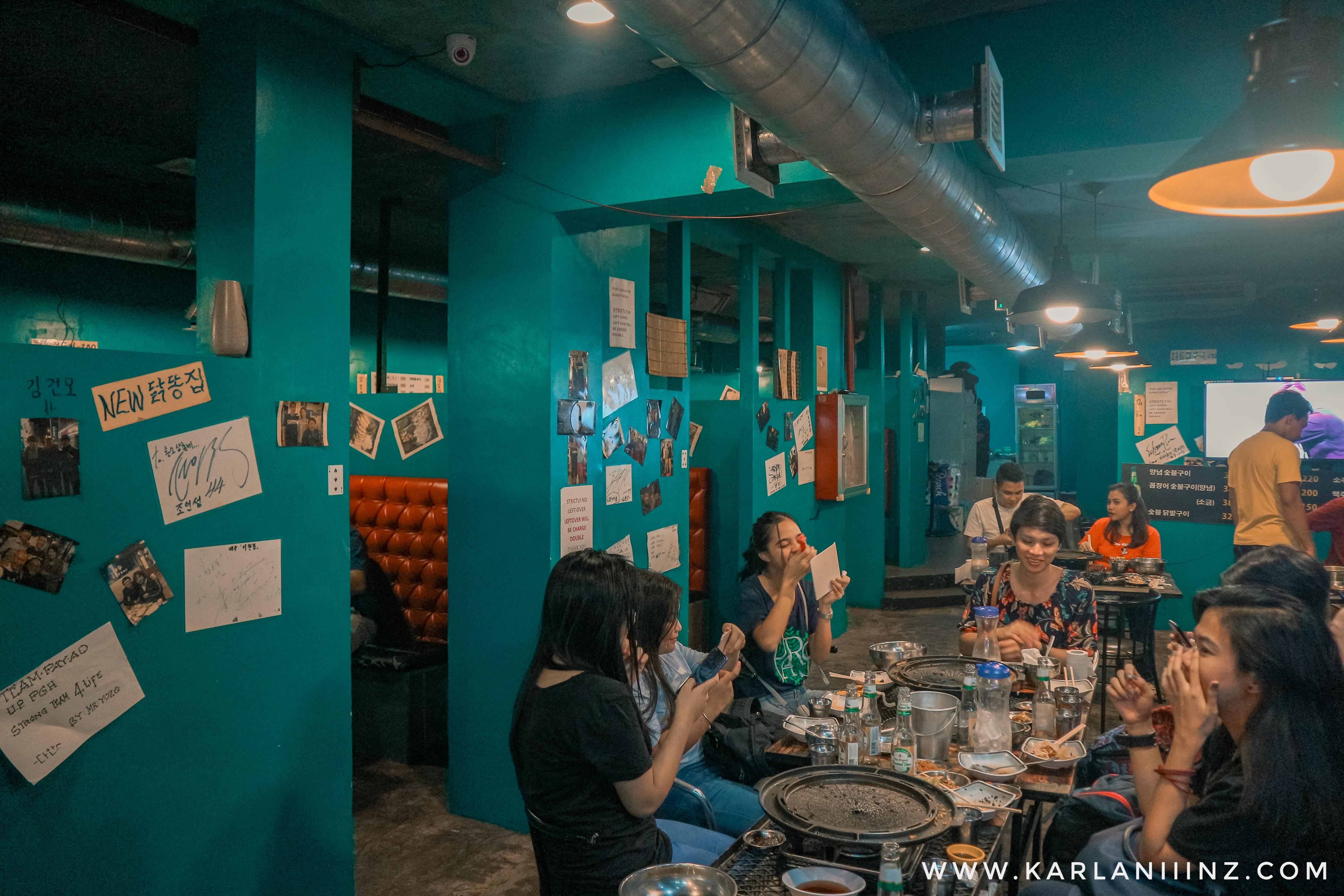 uncle hwangso jip restaurant