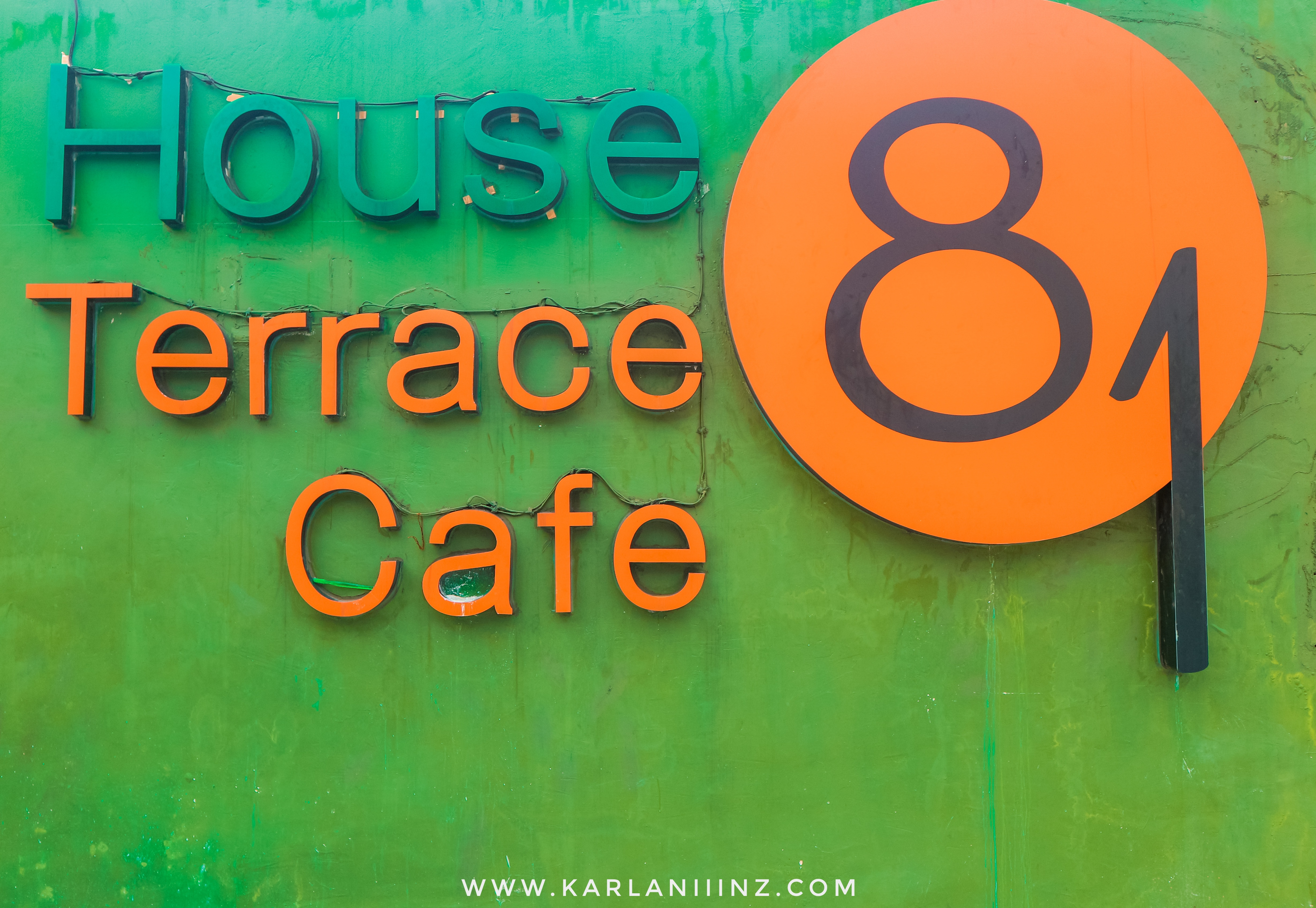 house 81 terrace cafe
