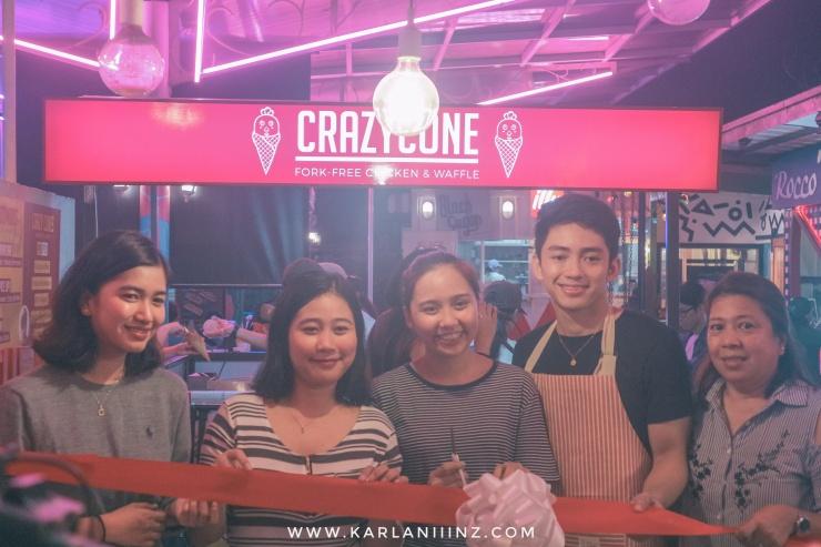 crazy cone