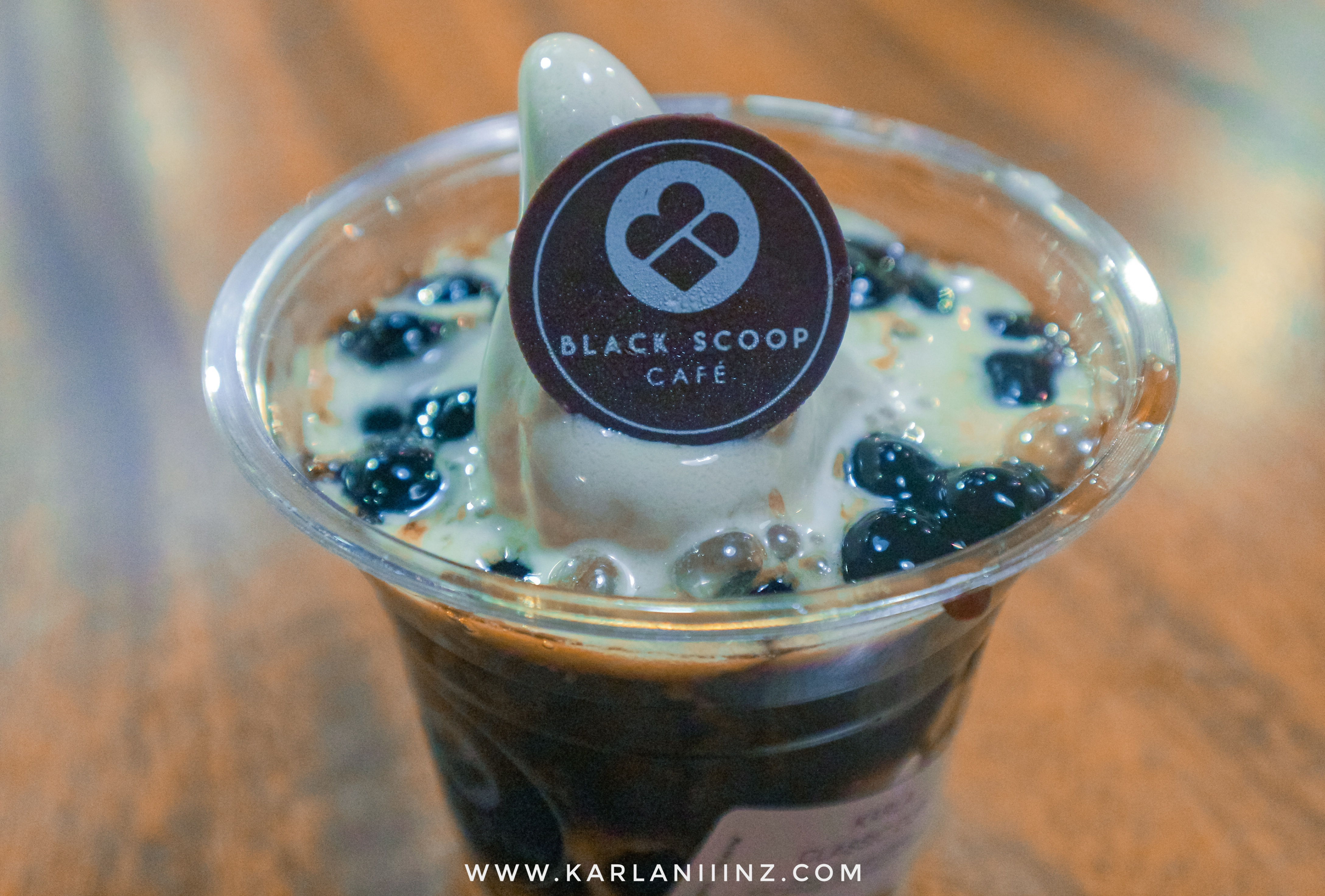 black scoop cafe