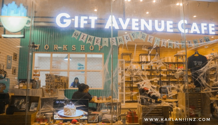 gift avenue cafe