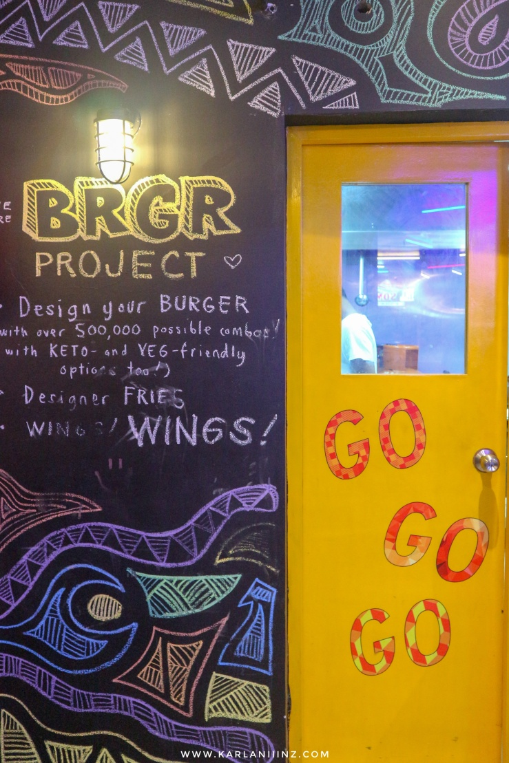 the brgr project