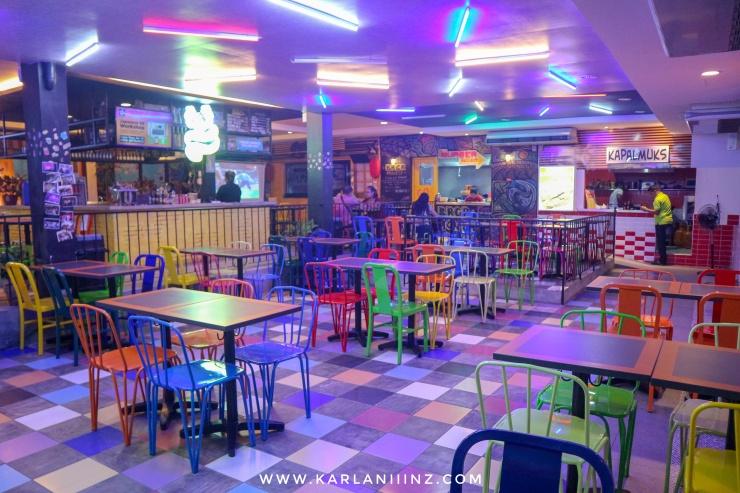 malingap central food hall