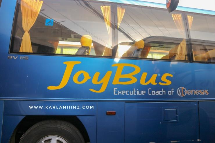 joybus executive coach