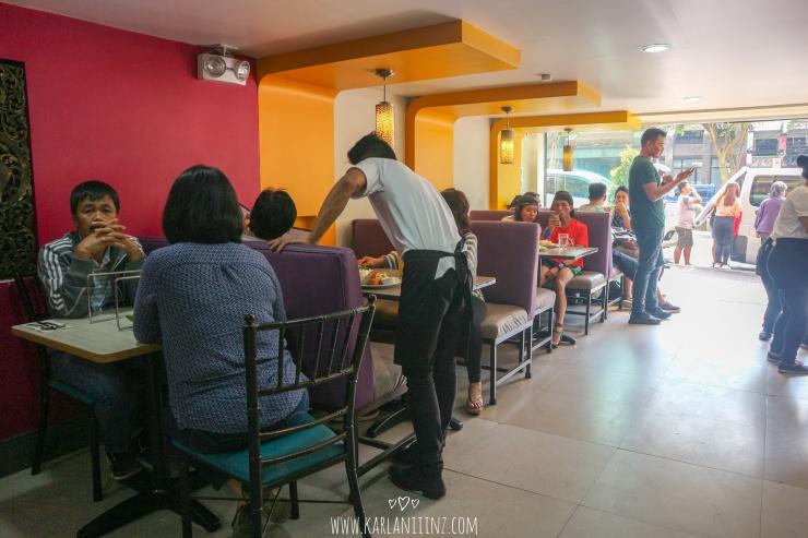 vizco's restaurant and cake shop baguio