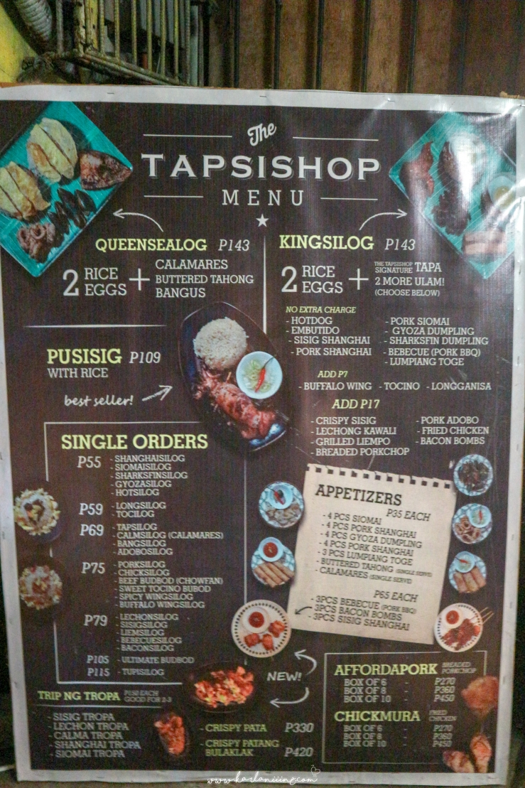 tapsishop quezon avenue
