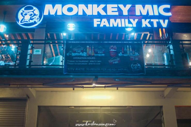monkey mic